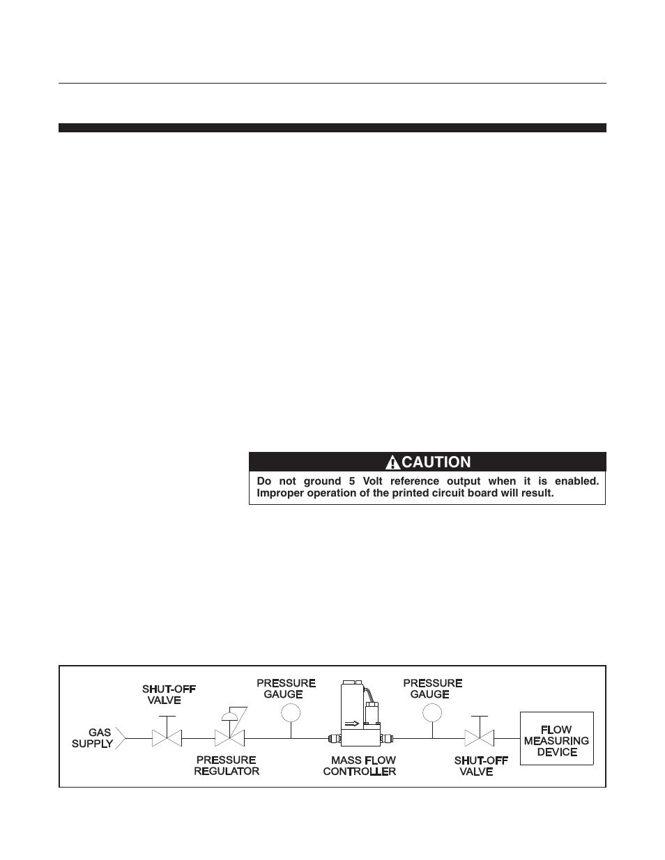 brooks caution brooks instrument 5850em user manual page 41 rh manualsdir com Instruction Manual Book User Manual Template