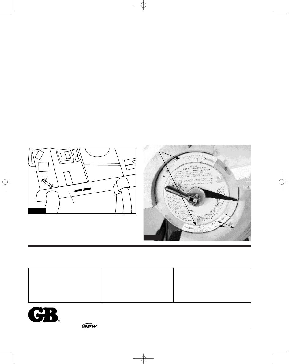 Gardner bender, Maintenance, Angle adjustment | Gardner Bender B2000 Series  E Cyclone Bender User Manual | Page 6 / 6