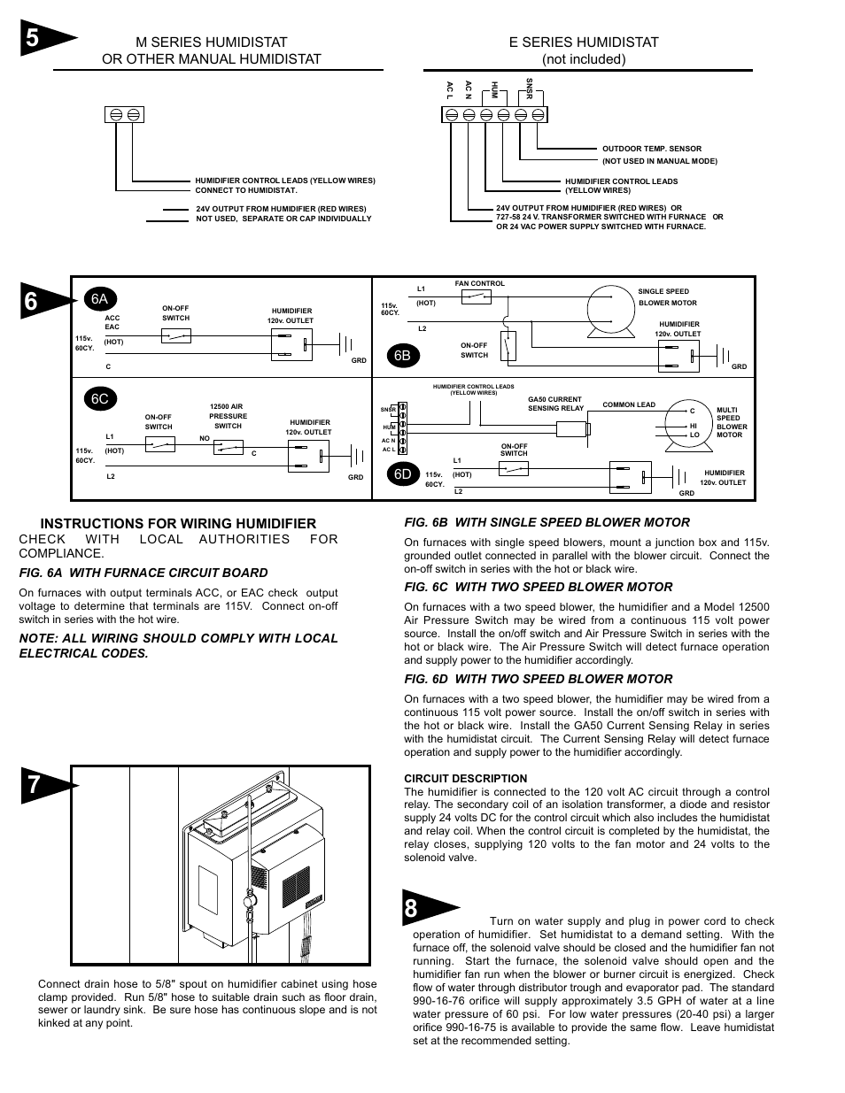 general 1137 wiring diagram general humidifier wiring diagram 81