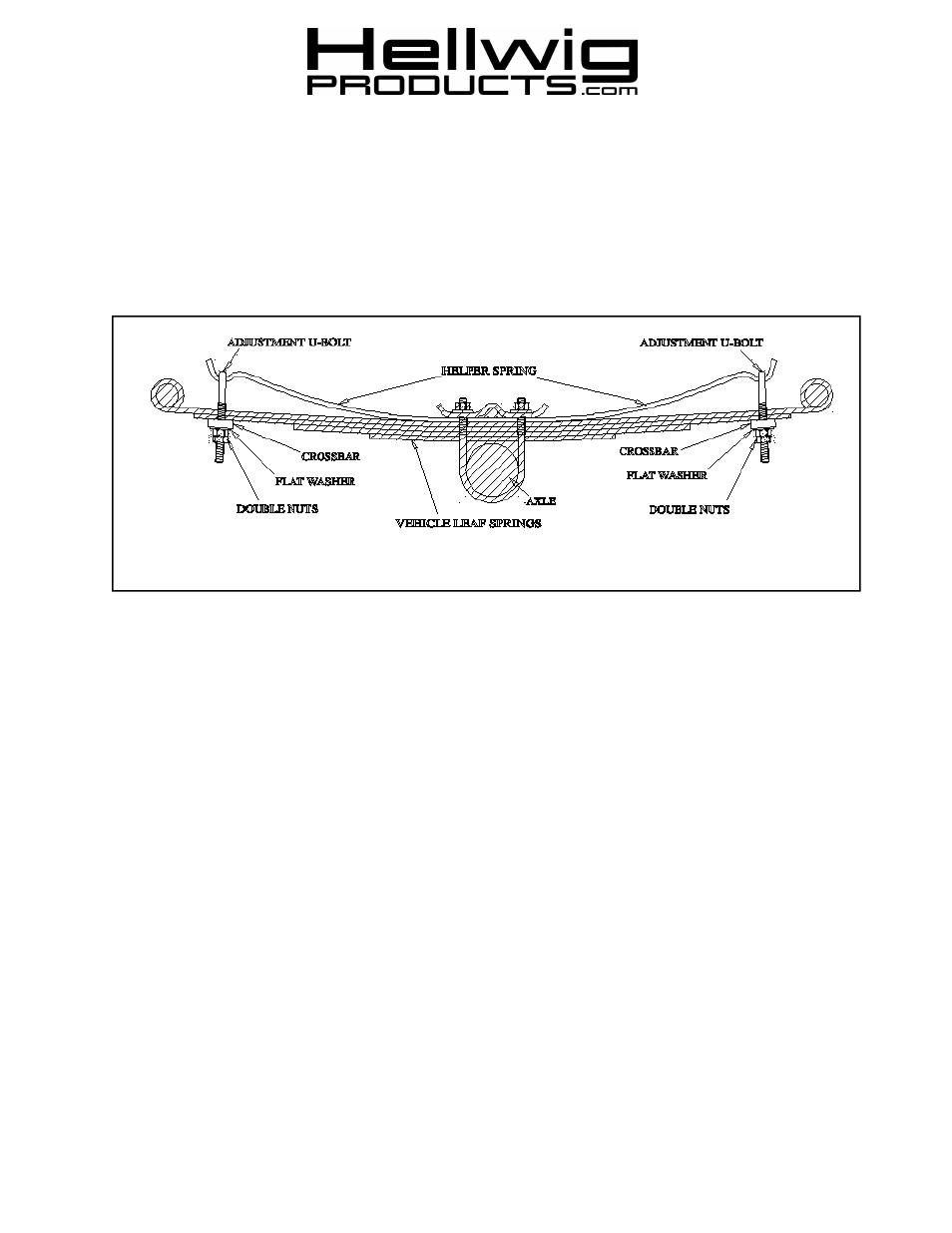 Hellwig Ez 991 User Manual 1 Page 4 Inch Jack Wiring