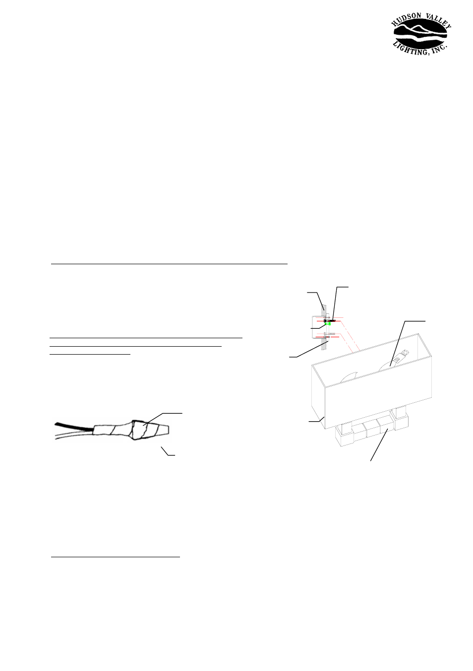 Hudson Valley Lighting Alpine 7102 User Manual 1 Page Fuse Box Pull Outs