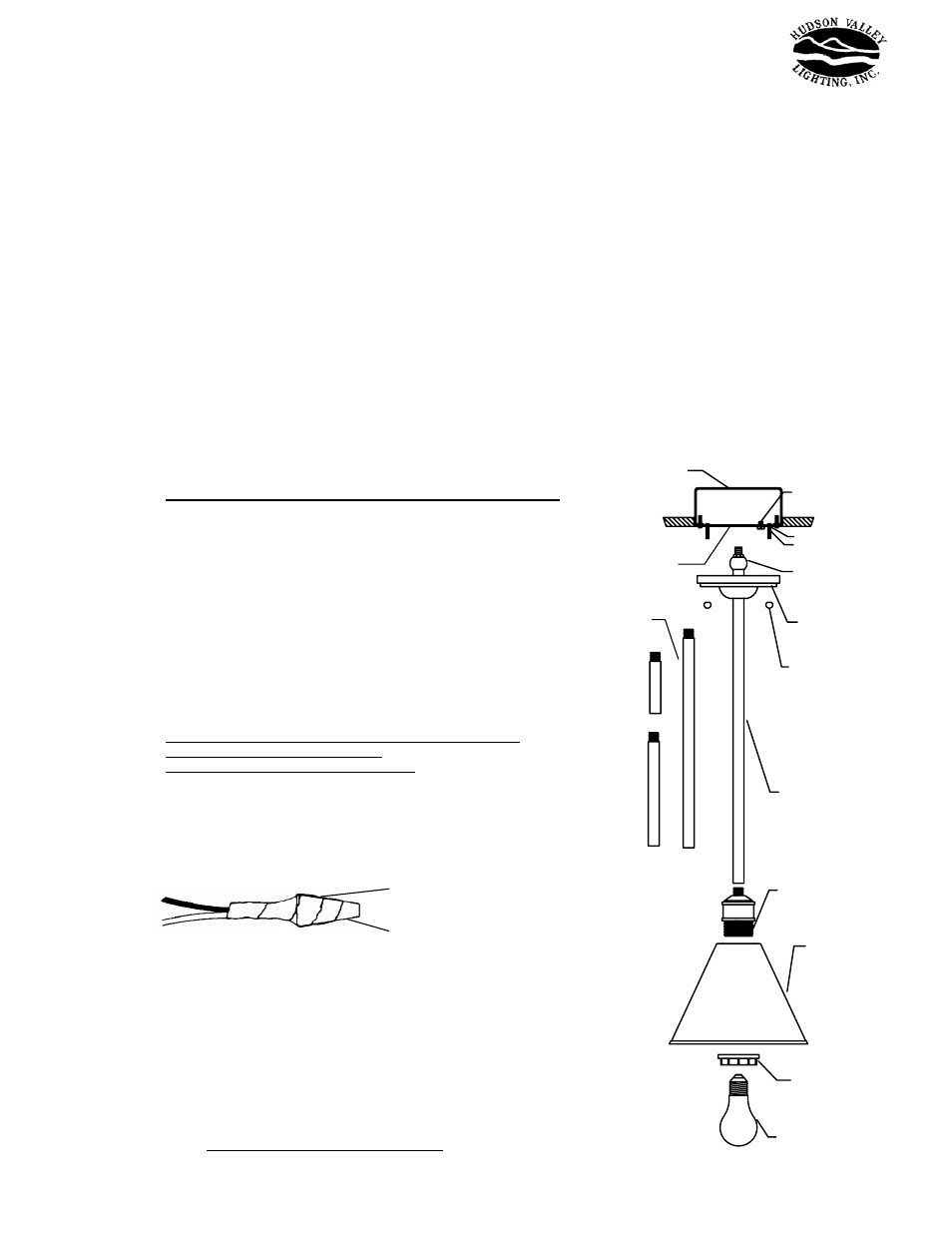 Hudson Valley Lighting EXETER 4722 User Manual | 1 page | Also for: EXETER  4732