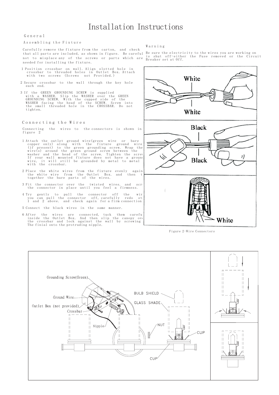 Hudson Valley Lighting SOUTHPORT 2055 User Manual | 1 page