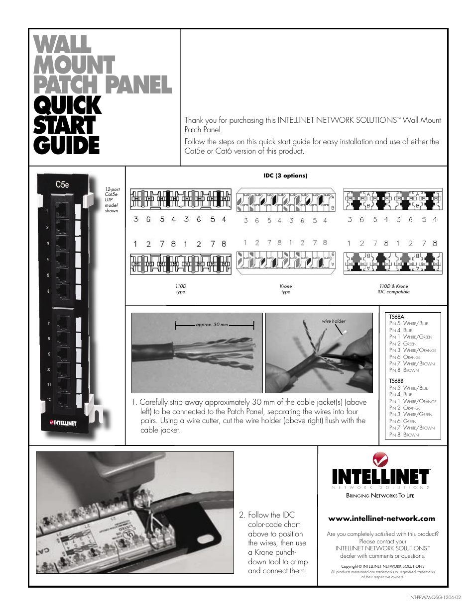 Contemporary Patch Panel Wiring Diagram Photos - The Wire - magnox.info