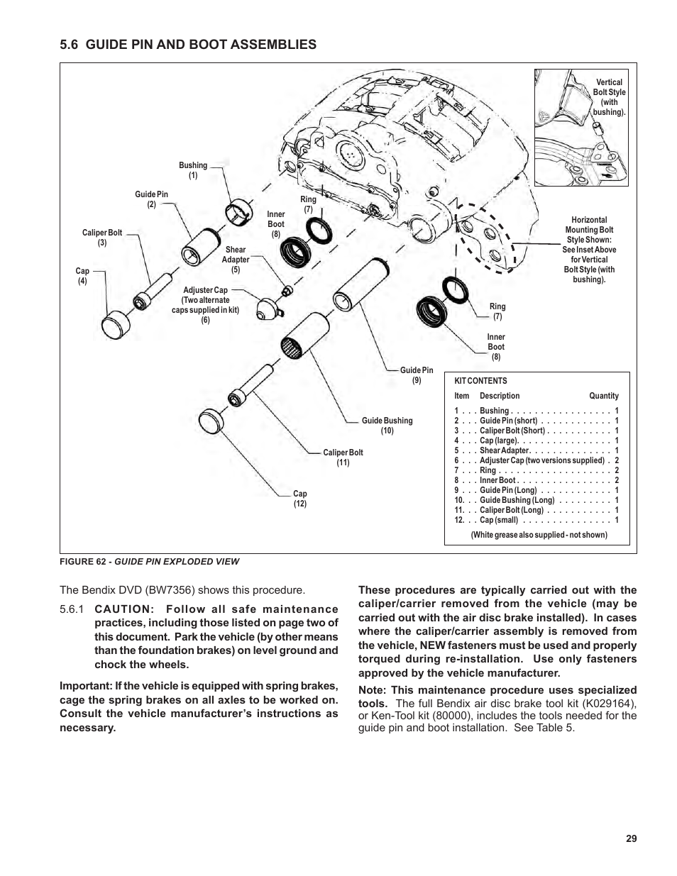 Section 5 Air Brakes Manual Guide