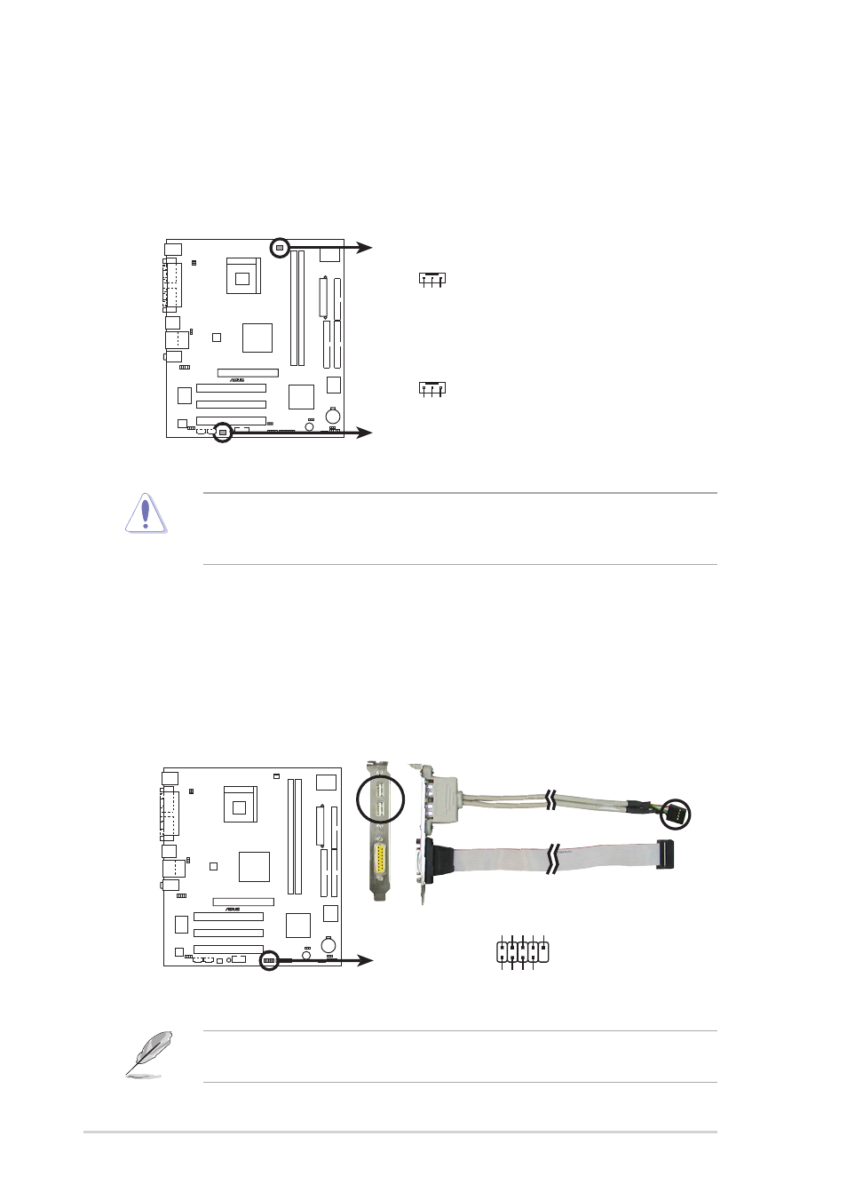 18 Chapter 1 Product Introduction Asus P4ge Mx User Manual Page Usb Cable Wiring Diagram 28 62