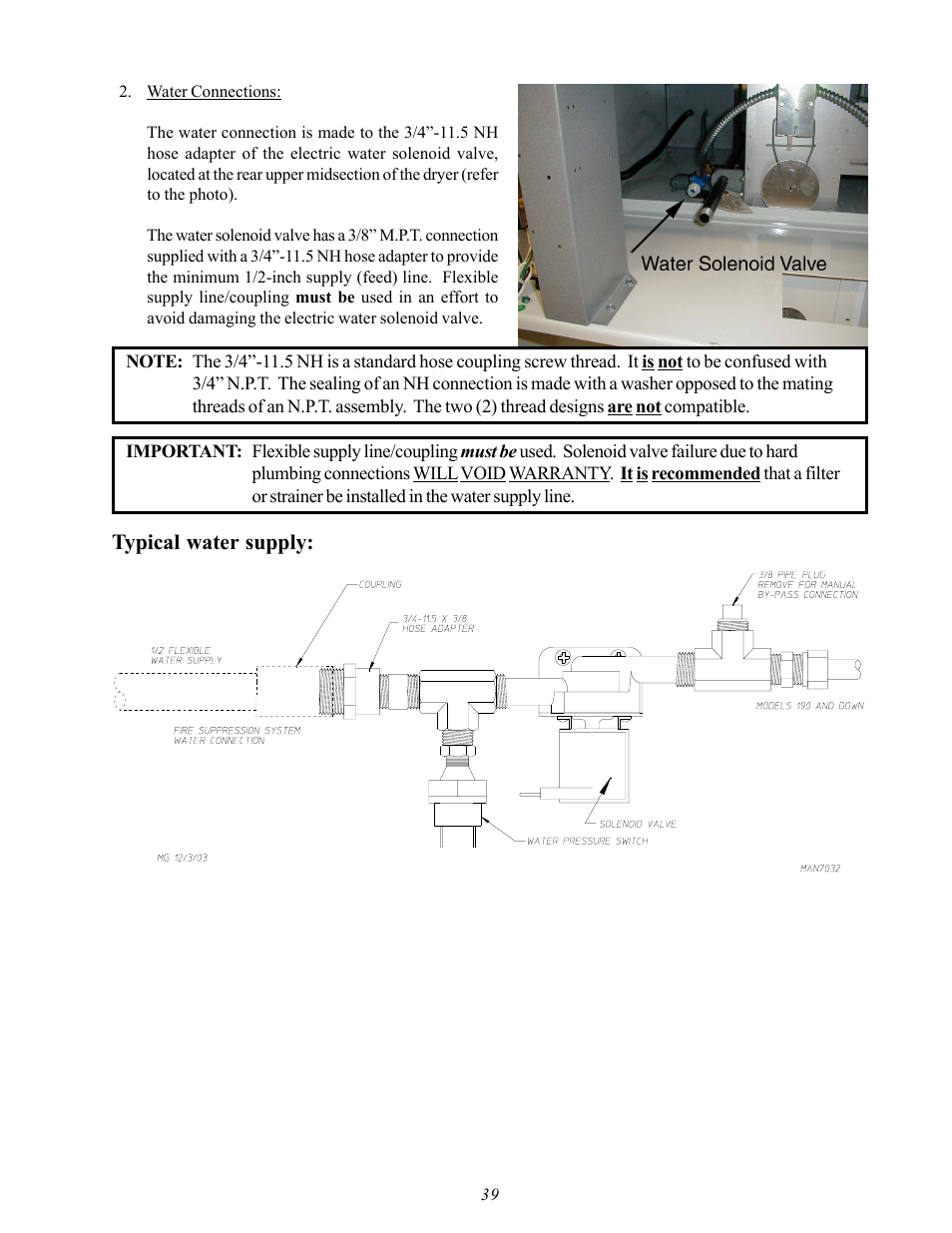 american dryer corp mdg50mnv user manual page 43 48 original rh manualsdir com ADC Dryer Parts Maytag Dryer Parts