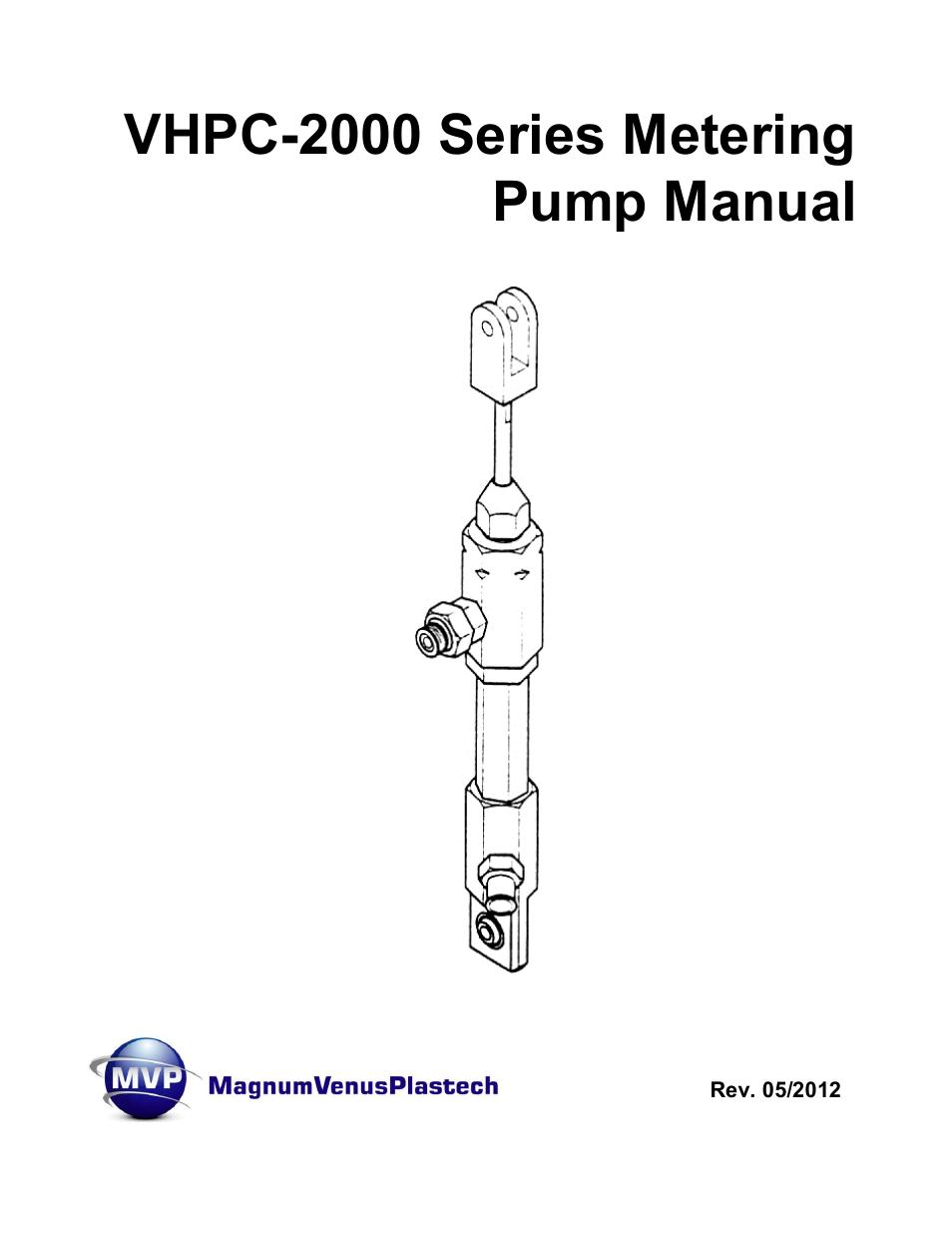 Venus 2000 pump
