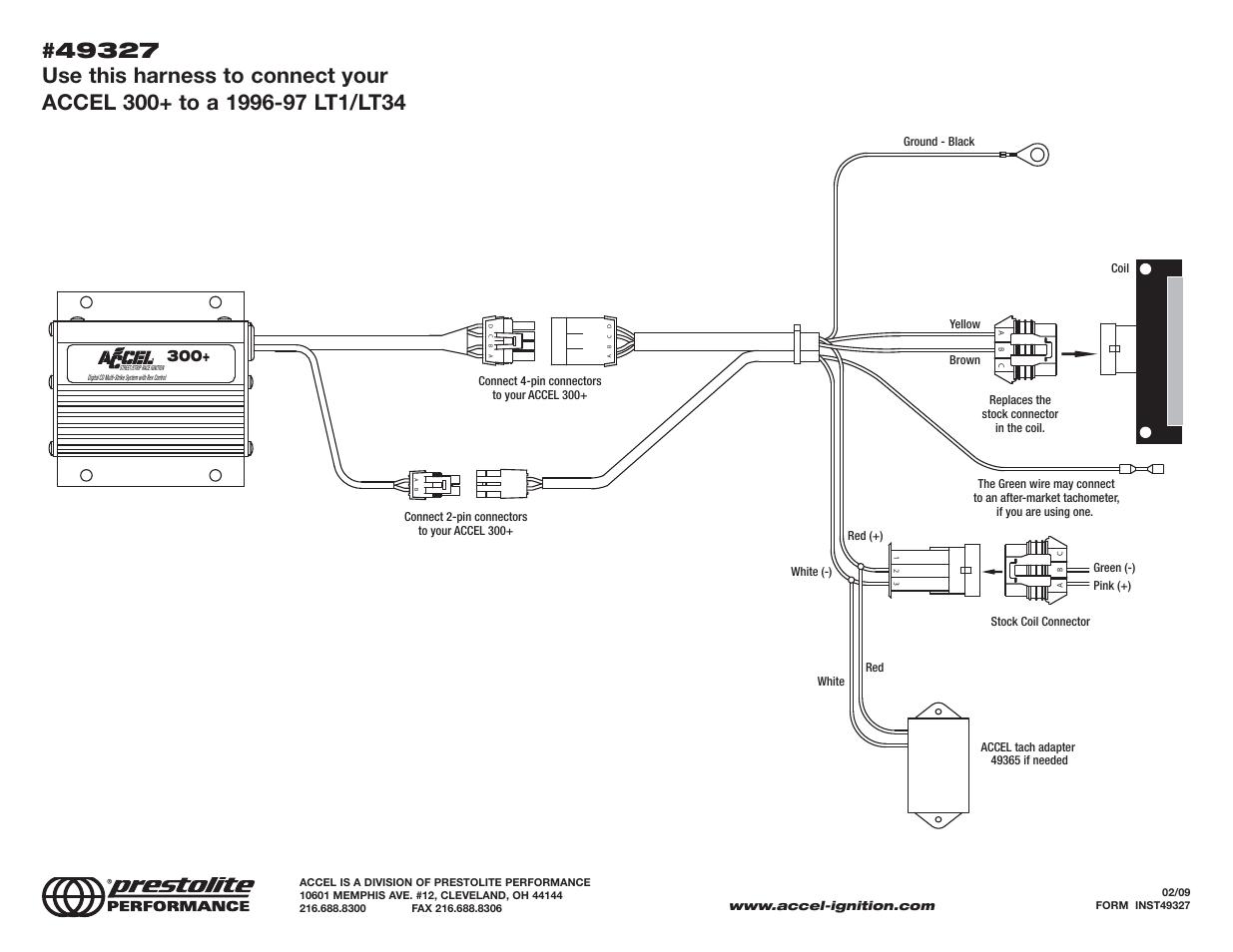 Accel Wiring Diagram | Wiring Diagram on