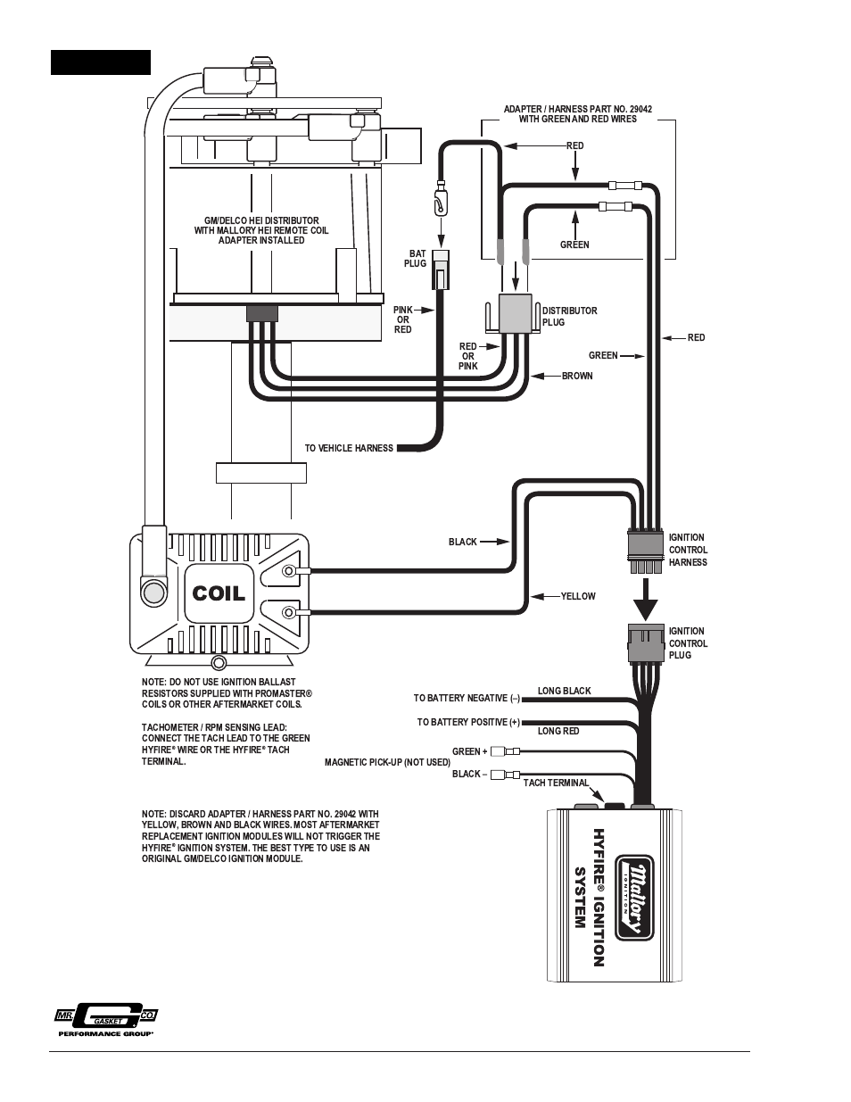 Mallory Ignition Coil Wiring Diagram Best Secret Hei Distributor Hyfire Led Circuit Diagrams Elsavadorla Msd