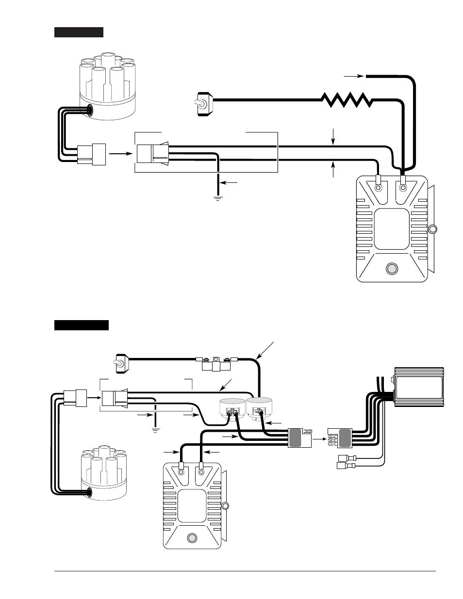 Mallory Ignition Unilite Distributor User Manual Page 8 13