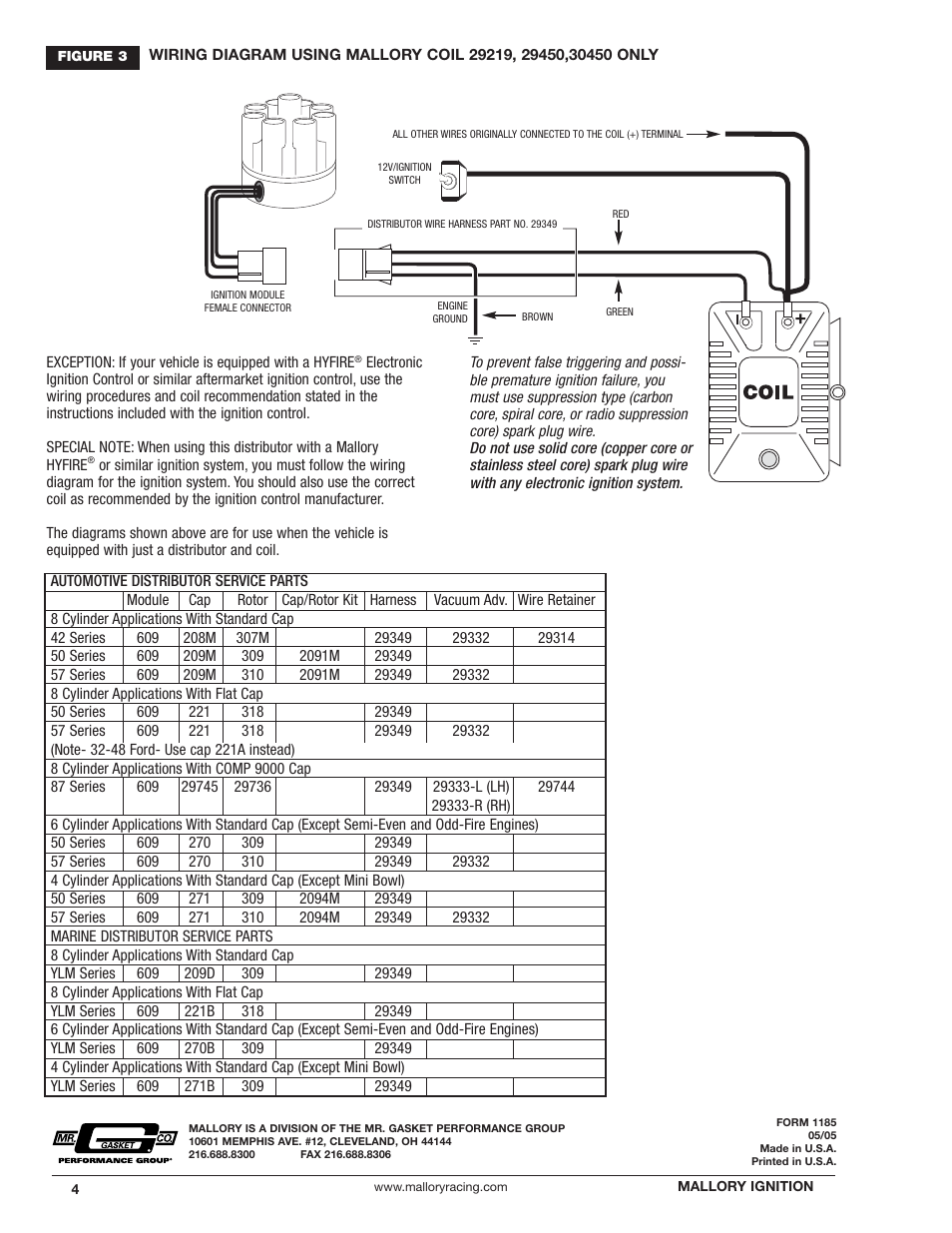 Unilite ignition wiring diagram coil and distributor free mallory ignition wiring diagram 75 free download wiring diagrams furthermore ignition coil ballast resistor wiring diagram along with astonishing mallory pooptronica Gallery