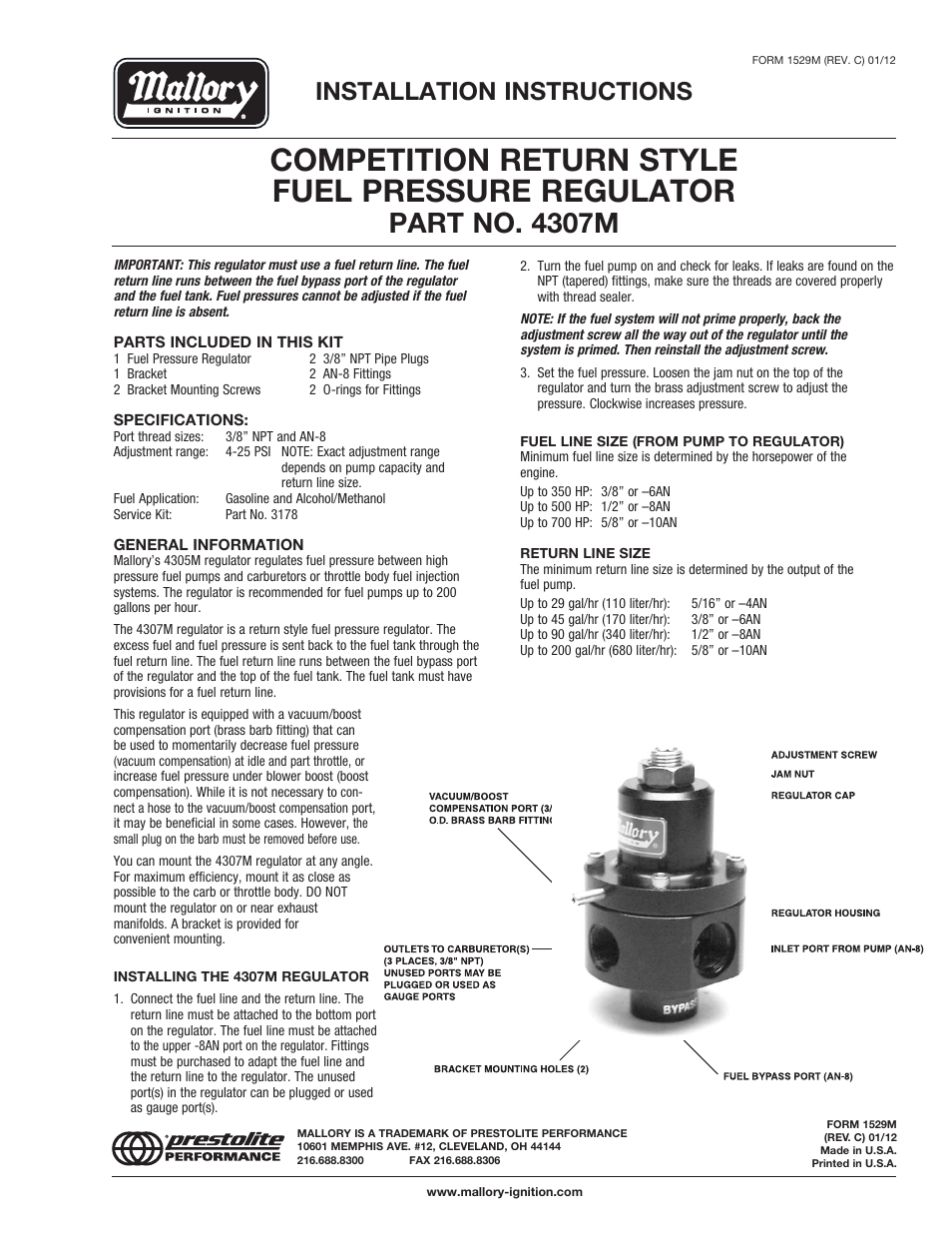 Quattroworld Com Forums Fuel Pressure Regulator Info Manual Guide