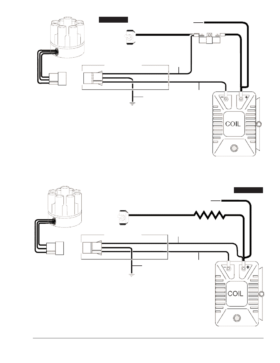 Mallory Ignition Mallory UNILITE ELECTRONIC BREAKERLESS CONVERSION KIT  561_562_563 User Manual | Page 3 / 4