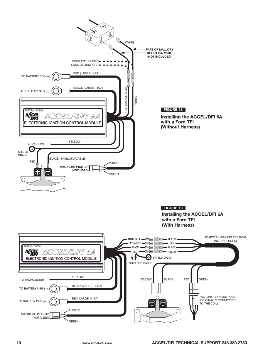 electronic ignition control module manual
