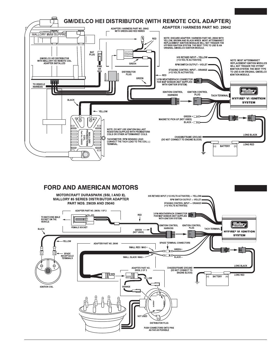 Mallory Hyfire Vi Wiring Diagram on mallory furniture, mallory gauges, mallory battery, mallory electronics, mallory resistors,