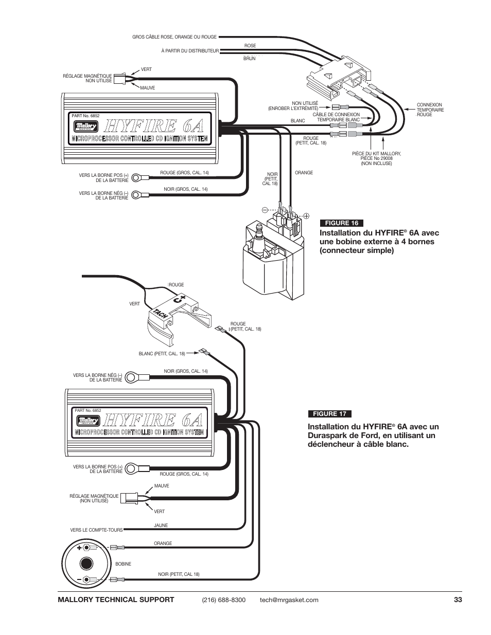 procomp electronic distributor wiring diagram