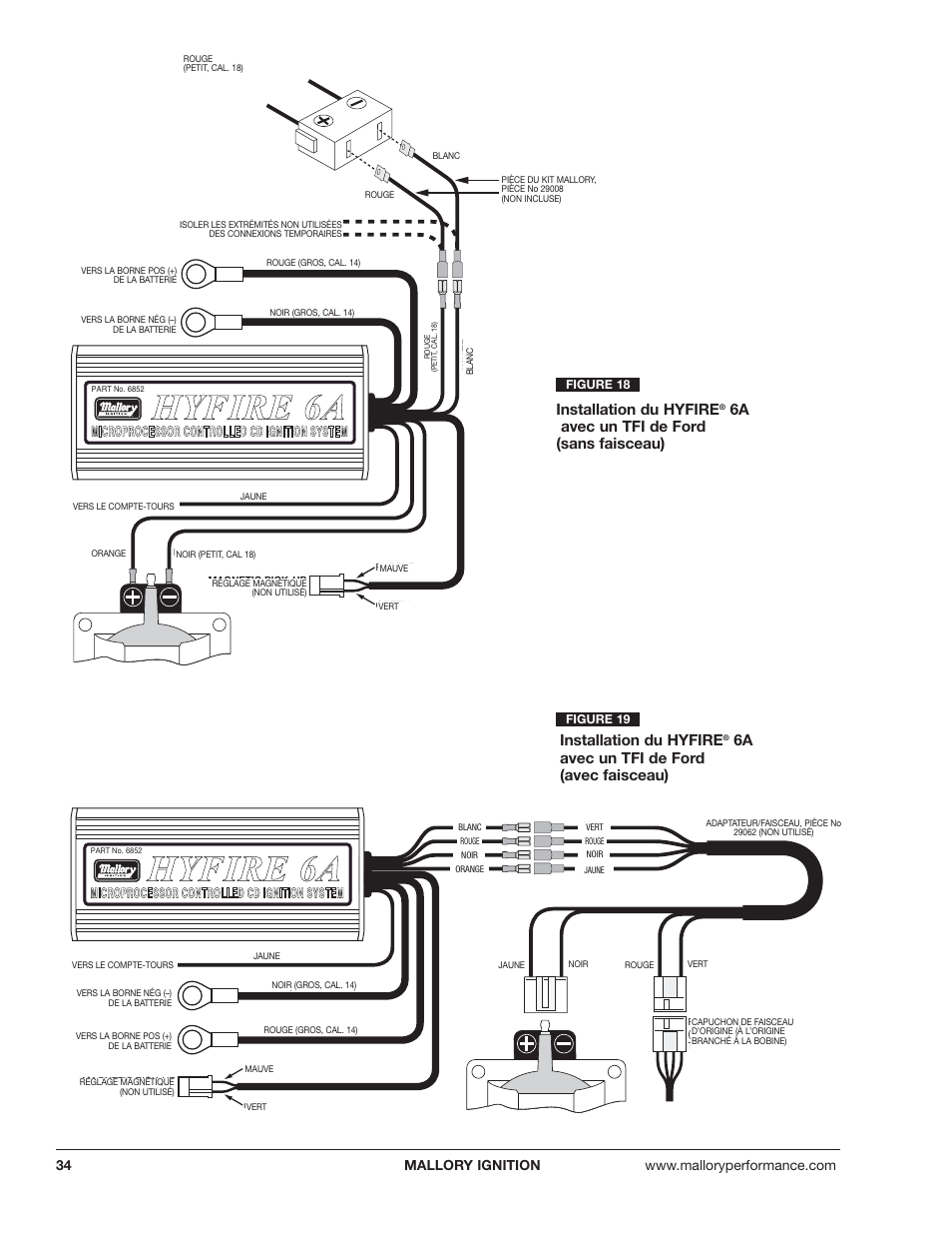 Mallory Hyfire Wiring Diagram 685 Midoriva For Distributor Free Download Rostra 6a Cj7 Msd