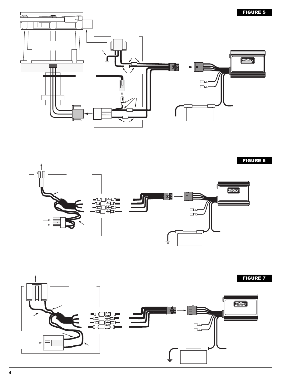 WRG-4948] Mallory Ignition Hyfire Wiring Diagram on