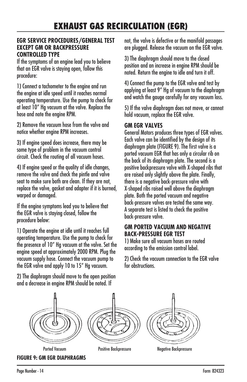 exhaust gas recirculation egr mityvac mv8500 silverline elite rh manualsdir com Mityvac Brake Bleeding Kit Mityvac Replacement Parts