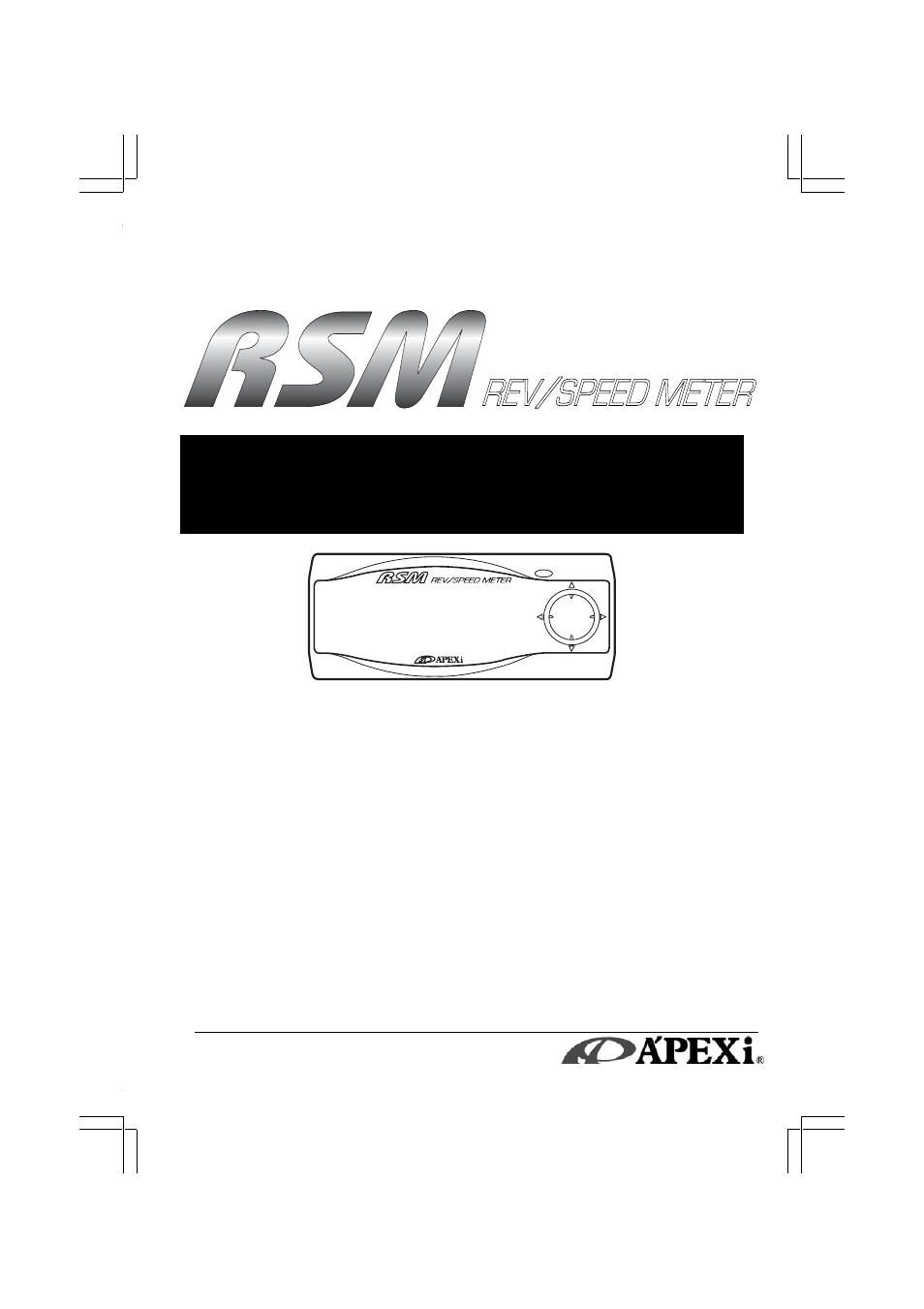 apex digital rev speed meter 405 a912 user manual 44 pages alsoapex digital rev speed meter 405 a912 user manual 44 pages also for rev speed meter 405 a916