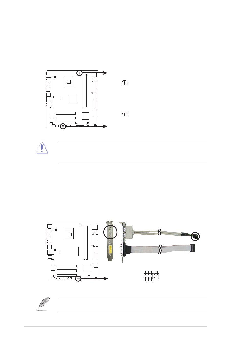 18 Chapter 1 Product Introduction Asus P4bp Mx User Manual Page Usb 2 Pin Wiring Diagram 28 62