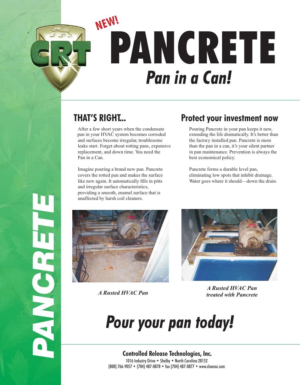 Pancrete