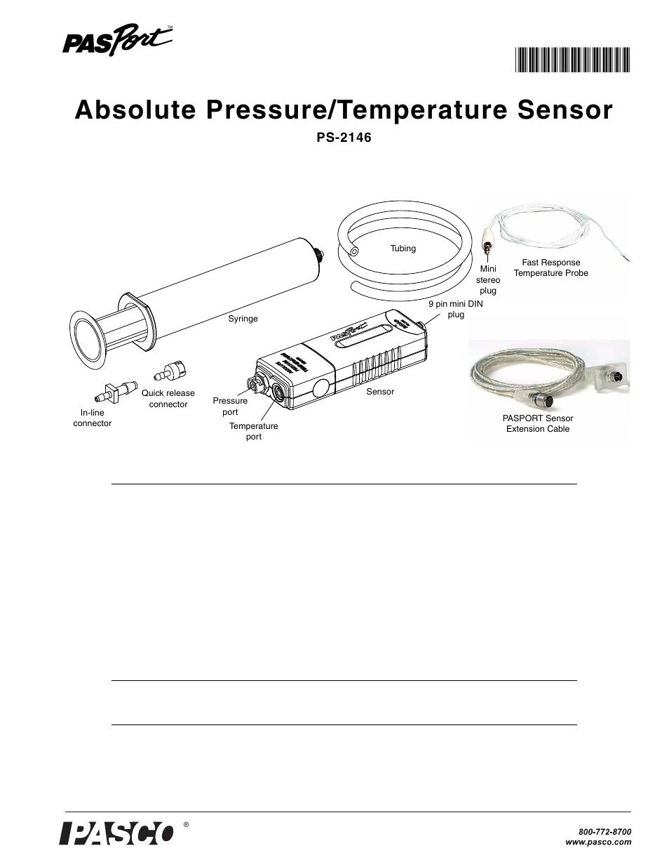 Types Of Temperature Sensor Manual Guide