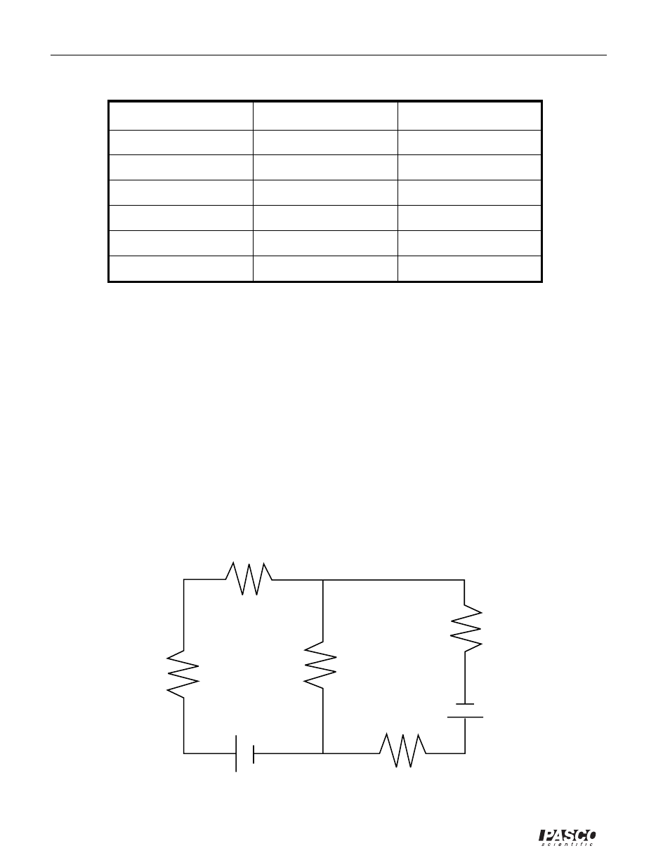 Analysis Discussion Extension Pasco Em 8656 Ac Dc Electronics The Circuit Below Along With Current Flowing And Potential Laboratory User Manual Page 26 126
