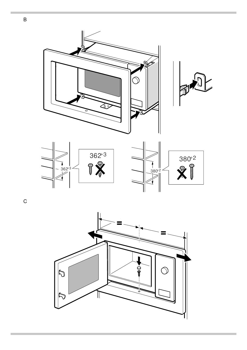 Bosch hmt75m651 edelstahl mikrowellenger t user manual for Bosch hmt75m651 inox