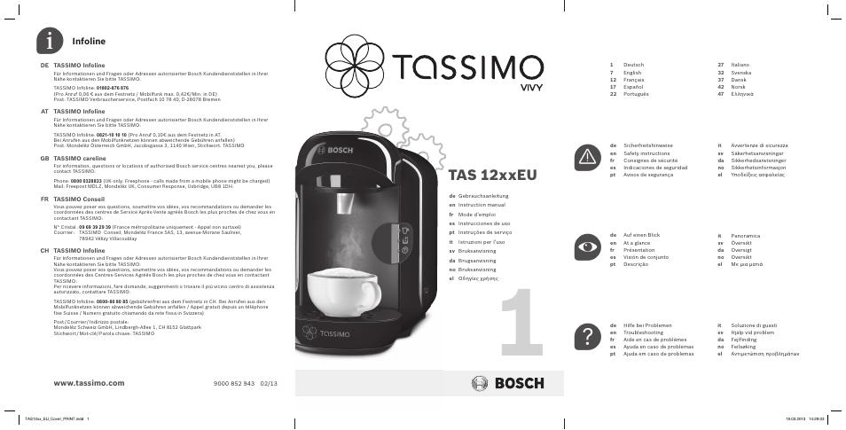tas1251, tas1203 tas1204 tas1202 BOSCH 00654340 T-Disc supporto per tas1201