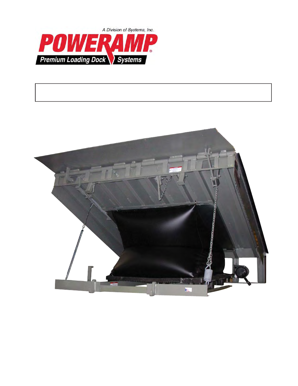 Poweramp AP SERIES AIR POWERED User Manual | 44 pages