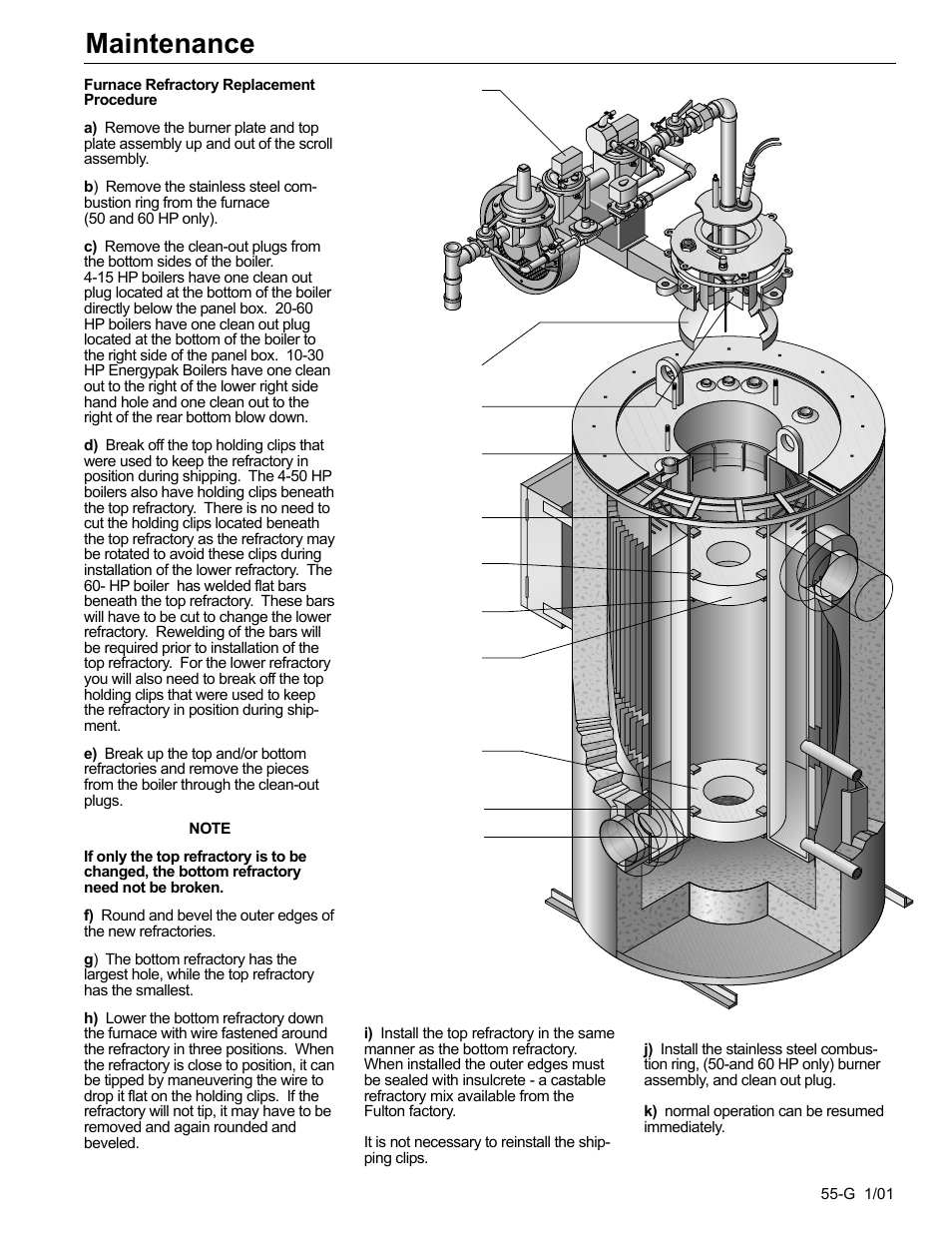 Fulton Boilers Manuals 50 Hp Steam - Enthusiast Wiring Diagrams •