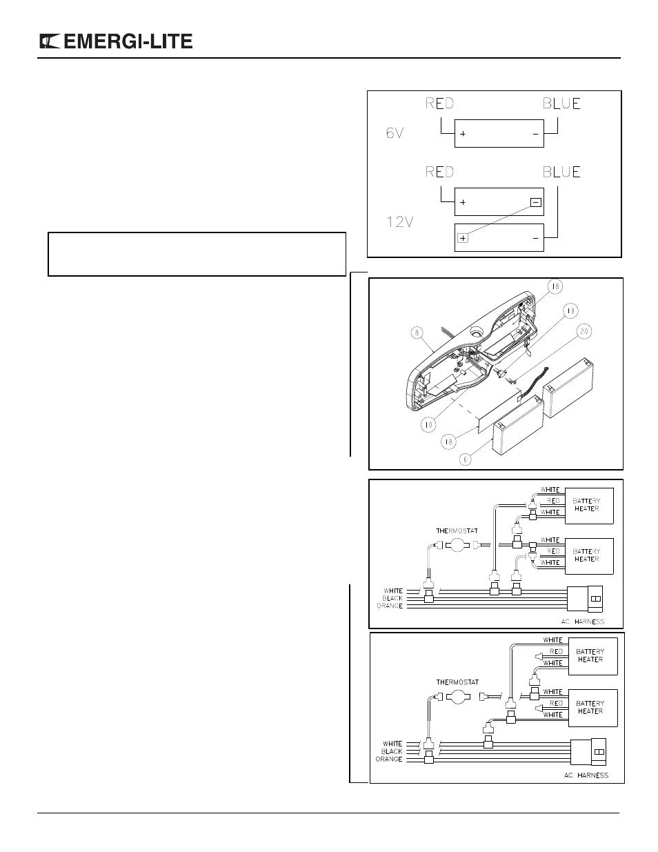 120v 277v Emergi Lite Survive All Sv Series User Manual Page 3 4