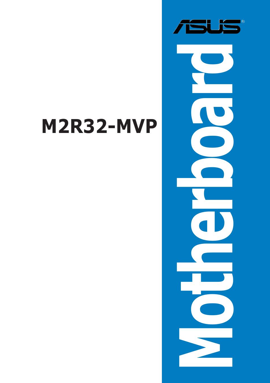 Инструкция asus m2r32 mvp