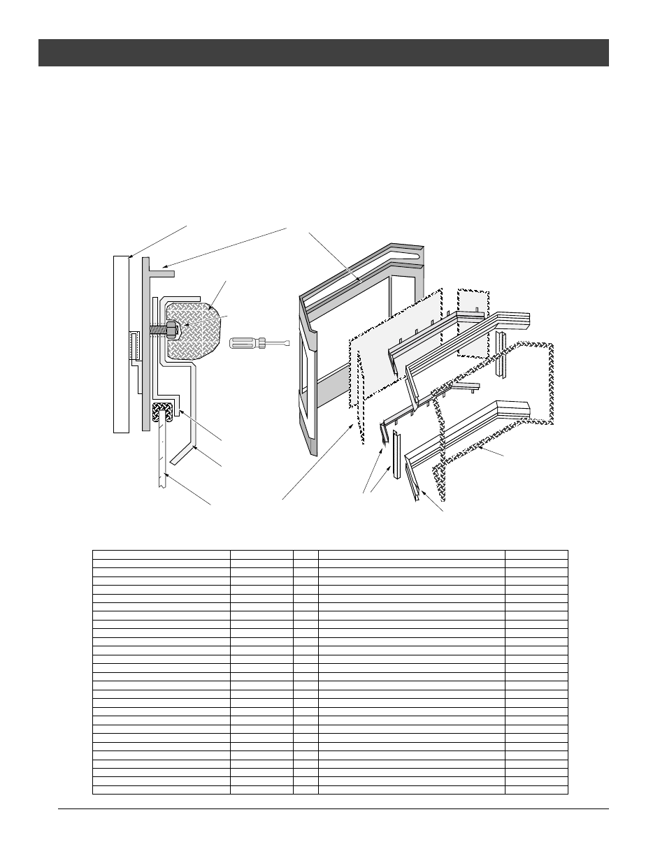 Maintenance, Travis industries, Replacement parts | Avalon Stoves Avalon  Pellet Stove Astoria PS User Manual | Page 36 / 42