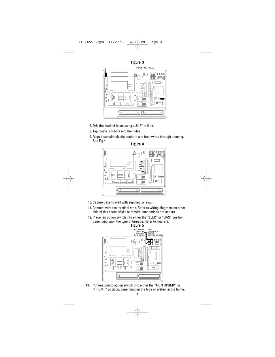 robertshaw wiring diagram