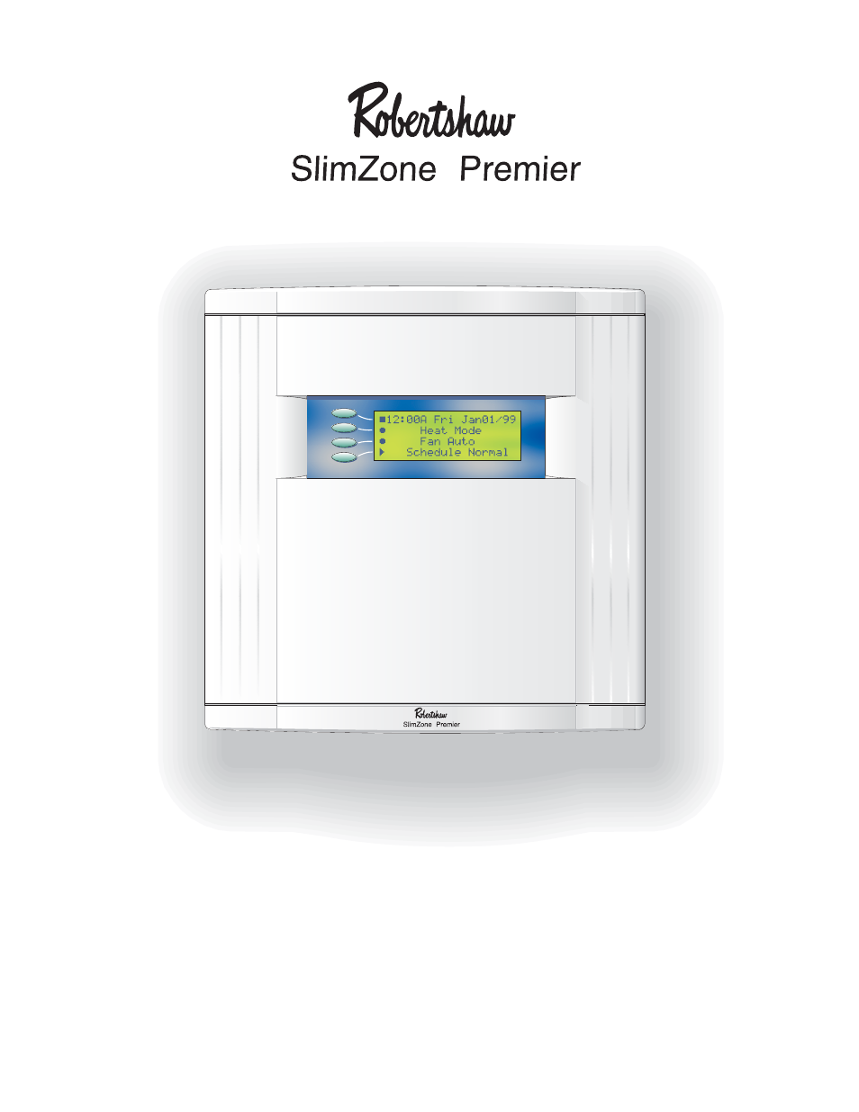 Robertshaw slimzone premier zone control system user manual 35 pages publicscrutiny Choice Image