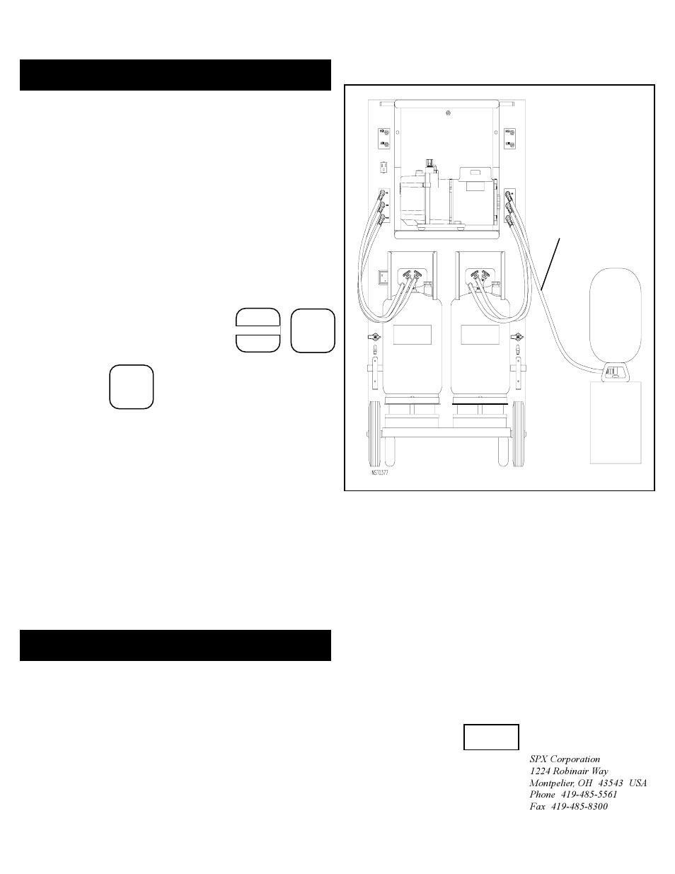 recycle manual changing refrigerant types spx robinair rh manualsdir com Robinair Parts Robinair Parts