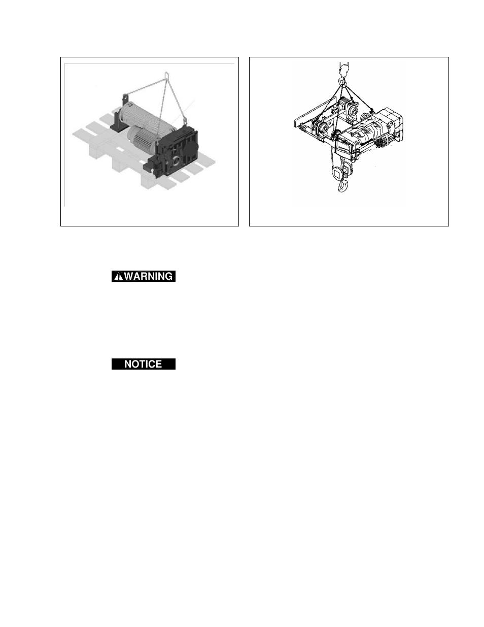 harrington hoists and cranes rhn rhino wire rope hoist user manual rh manualsdir com Rhino Mount Art Rhino Laptop Mount
