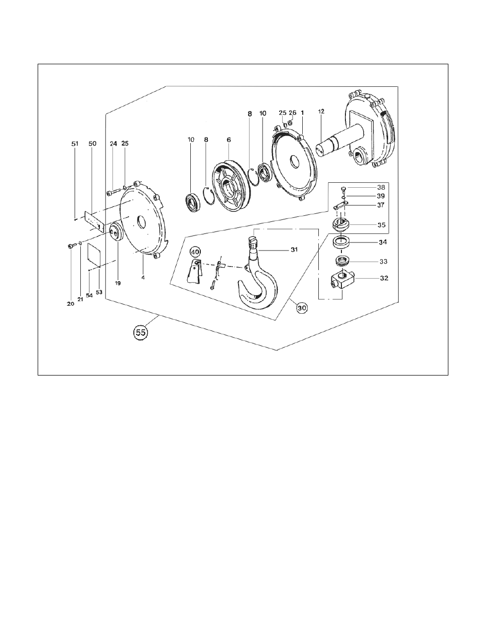 Harrington Hoists and Cranes RHN - Rhino Wire Rope Hoist User Manual | Page  89 /