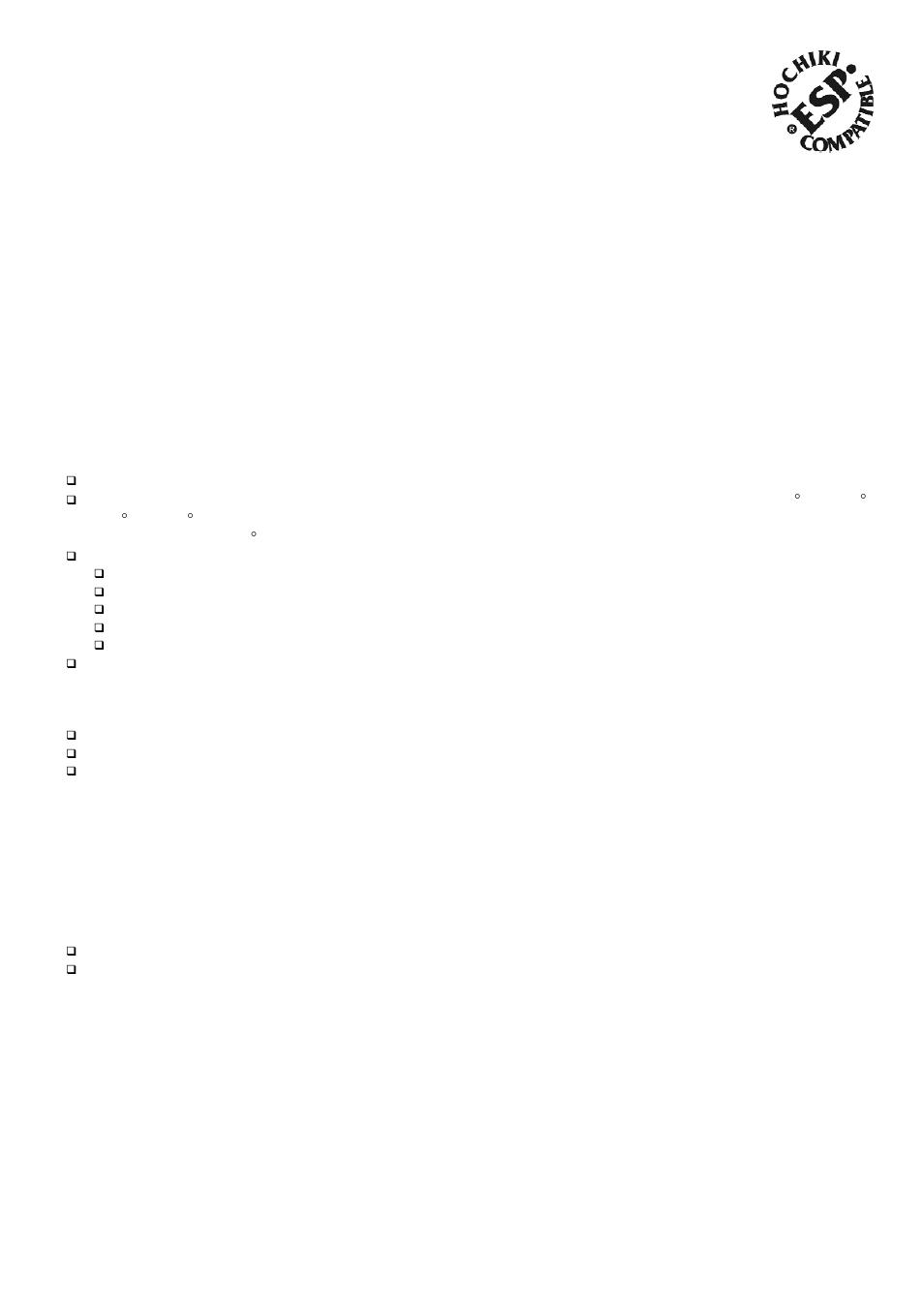 HOCHIKI YBN-R//3 ESP Range Smoke Fire Alarm Sensor Detector Common Mounting Base