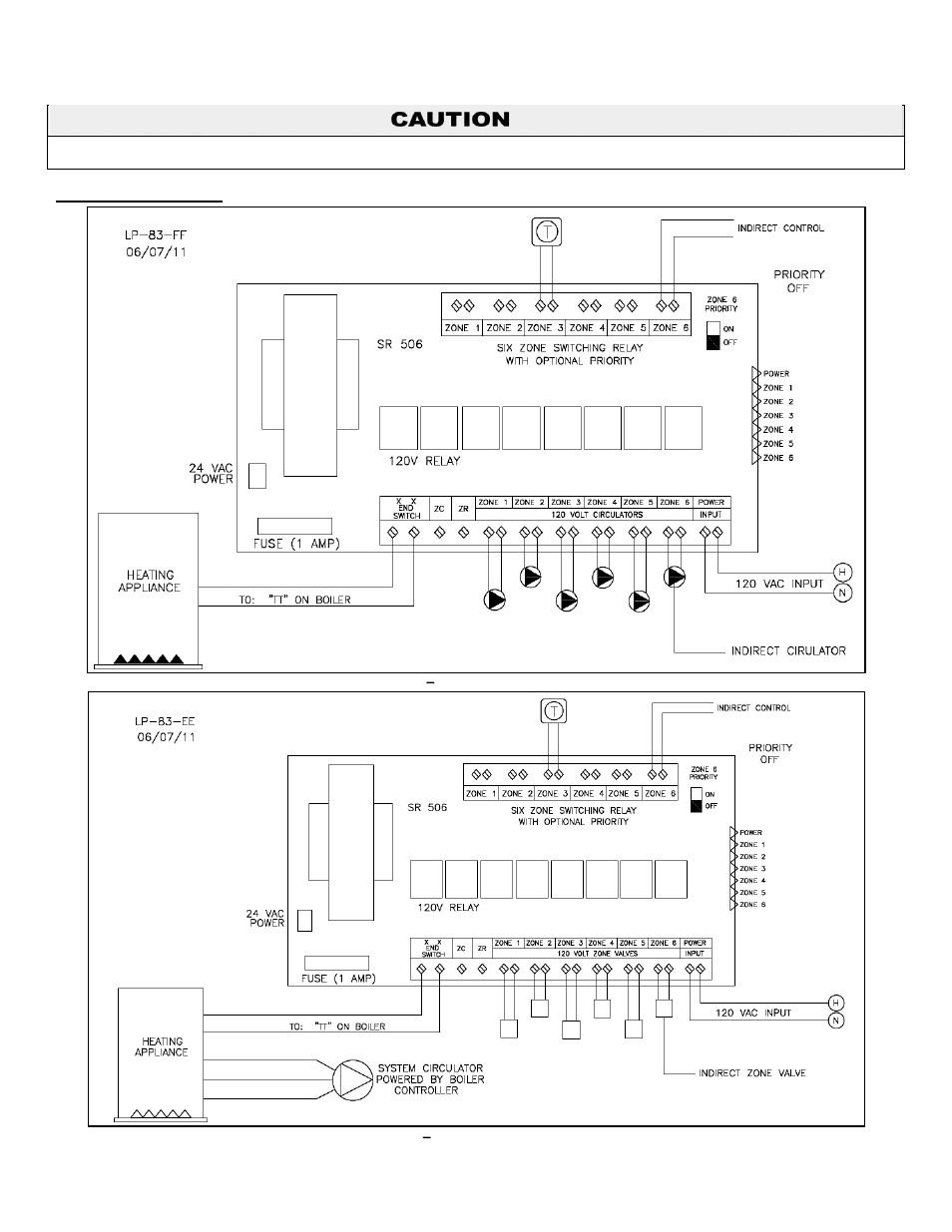 C. wiring diagrams   HTP SuperStor Ultra Indirect Fired Water Heaters User  Manual   Page 24 / 35Manuals Directory