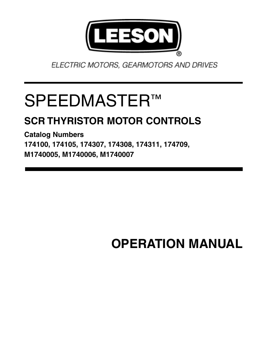 Leeson Speedmaster Wiring Diagram Diagrams Motor Further Drum Switch Motors Manual Impremedia Net Winding Schematic