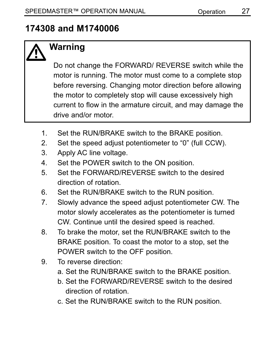 Leeson Scr Thyristor Motor Control User Manual Page 33 60 Forward Reverse Operation And Circuits
