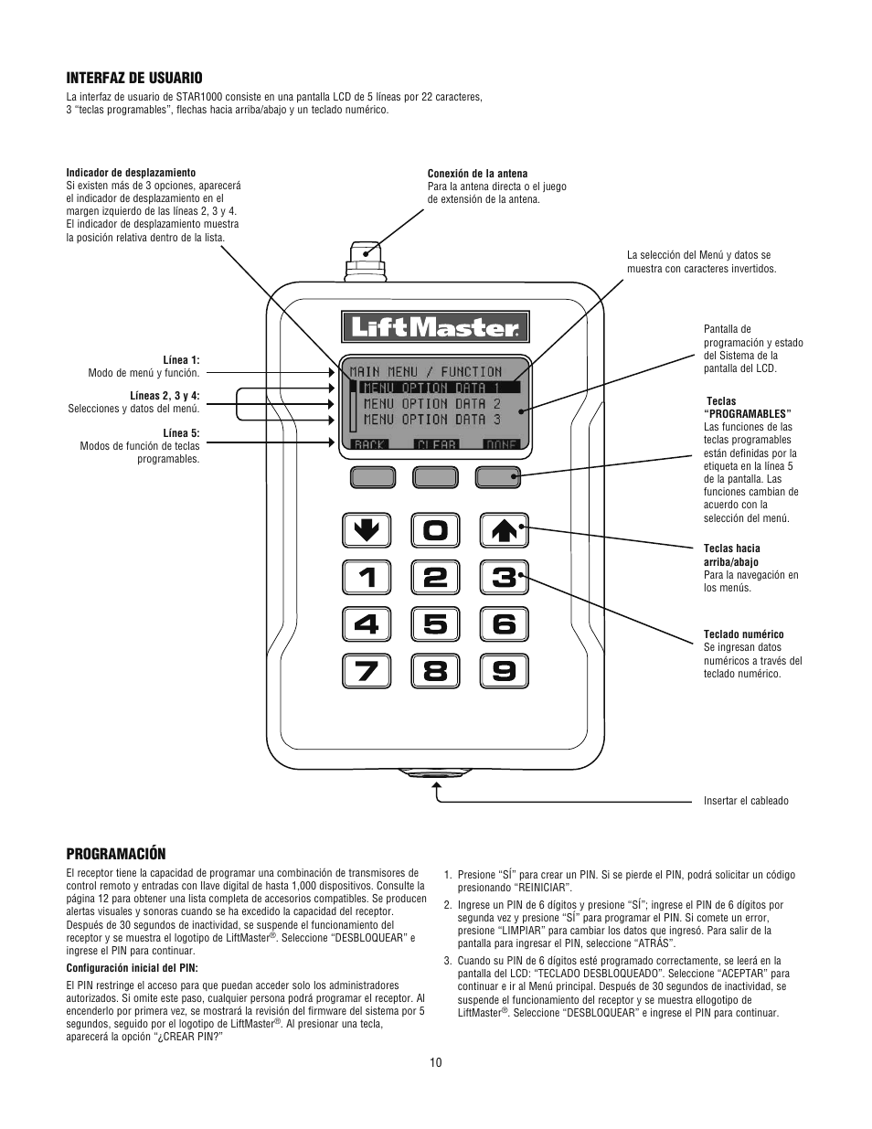 Lift Master Control Diagram - Block And Schematic Diagrams •