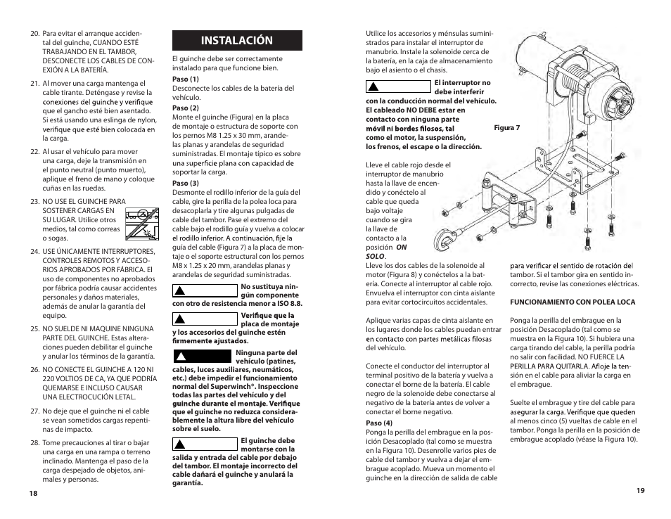 Superwinch Parts Diagram Lt 3000 - Complete Wiring Diagrams •
