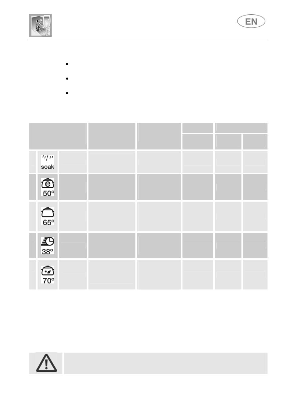 User Instructions Teka Dw8 59 Fi User Manual Page 11 33