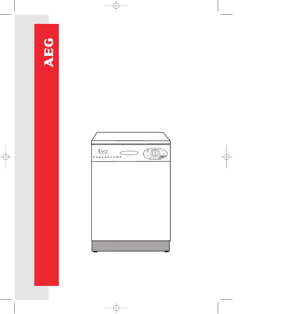 Aeg Favorit 2807 User Manual 40 Pages