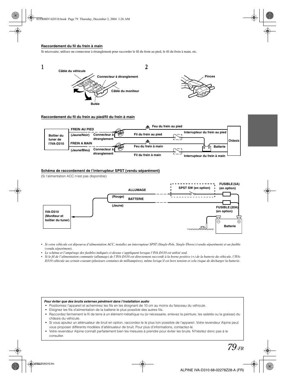 alpine iva d310 wiring diagram alpine iva-d310 manual pdf alpine car radio wiring diagram